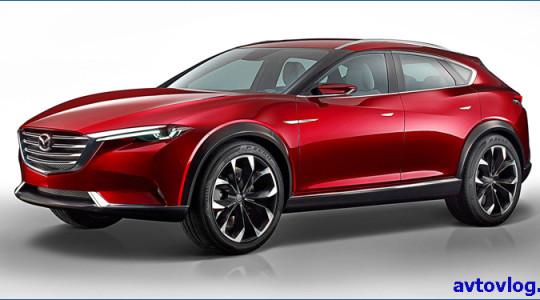 Mazda CX-4: интересные подробности