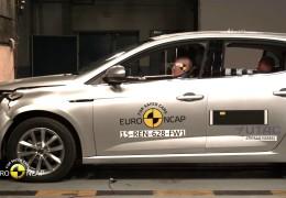 Оценка безопасности Renault Megane 2015